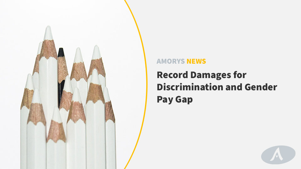 Record Damages for Discrimination and Gender Pay Gap