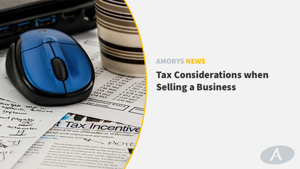 Irish Award Winning Law Firm Helping - Tax Considerations when Selling a Business