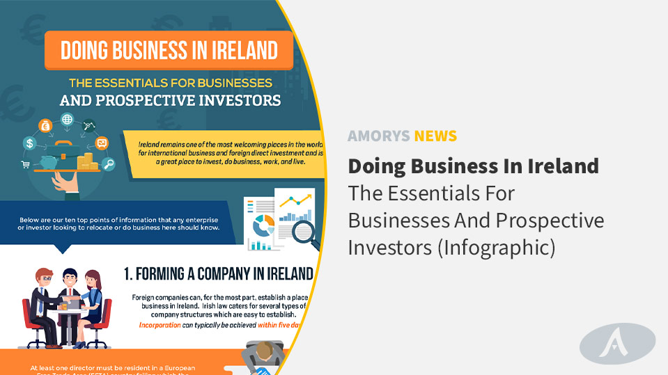 Amorys Solicitors - Doing Business in Ireland