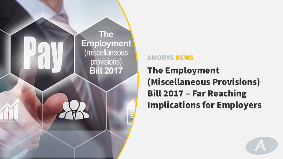 The Employment (Miscellaneous Provisions) Bill 2017