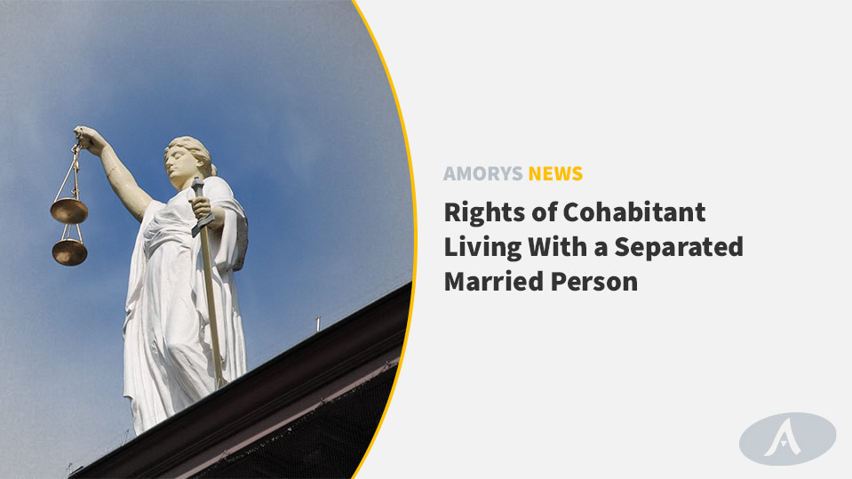 Rights of Cohabitants - Amorys News