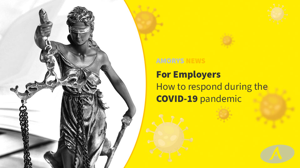 How Employers can Respond during the Covid-19 Pandemic