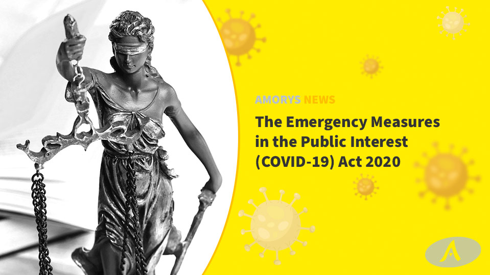The Emergency Measures in the Public Interest (COVID-19) Act 2020