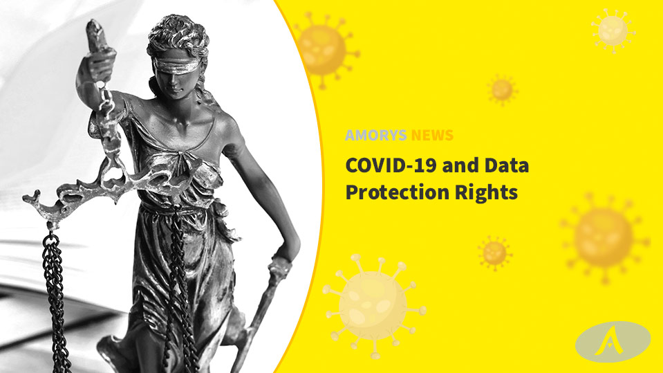COVID-19 and Data Protection Rights by Amorys Solicitors