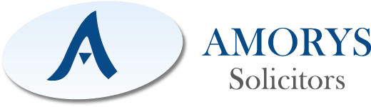 Amorys Solicitors logo