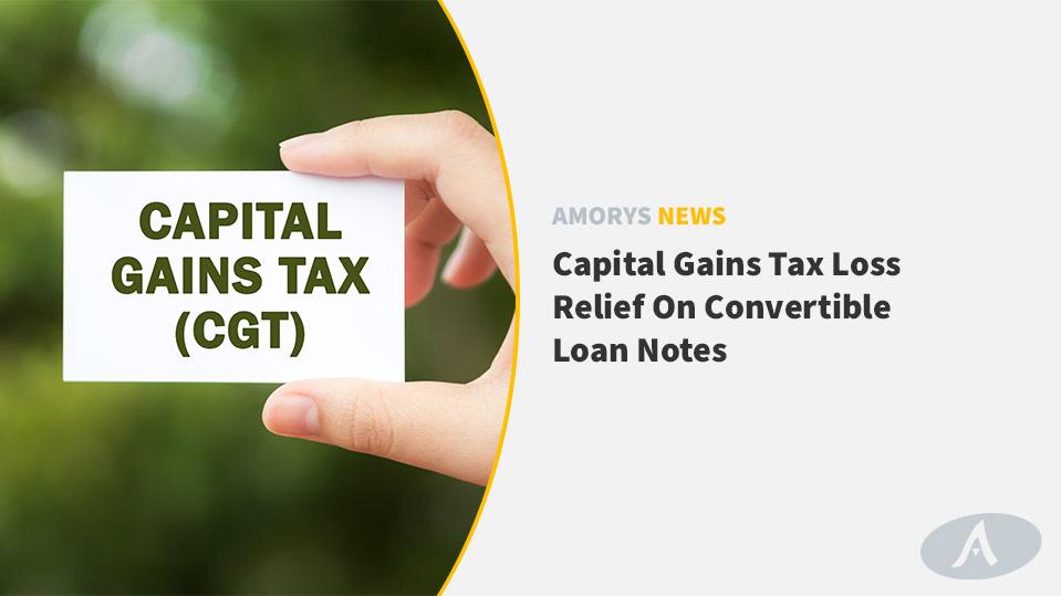 Capital Gains Tax Amorys Solicitors Dublin