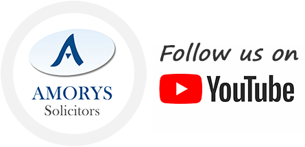 View Amorys Solicitors YouTube Channel