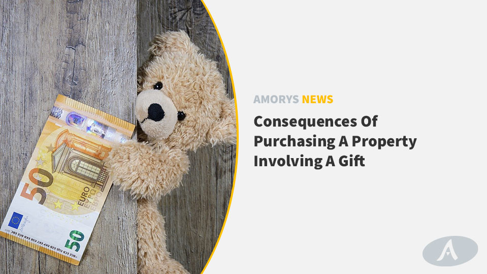 Consequences Of Purchasing A Property Involving A Gift